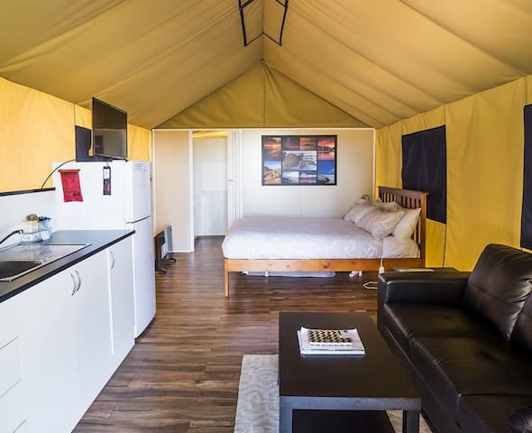 Eco Tent -Promhills Cabins, Wilsons Promontory