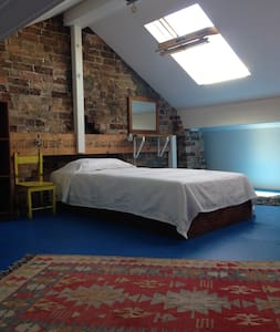 Attic room, 1880s terrace, Redfern - Redfern - House