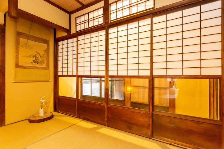 NewOpen!! Experience traditional Japanese Living