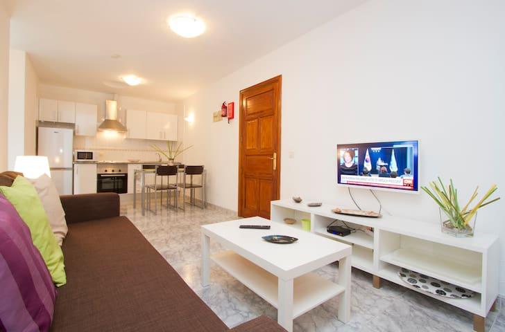 APARTAMENTO BLUE 2 - Playa Blanca - Apartment