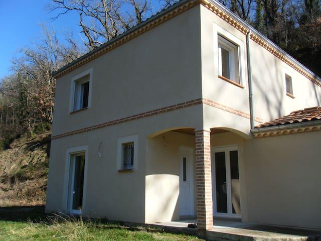Villa Saint Martin Laguépie - Laguépie - Vakantiewoning