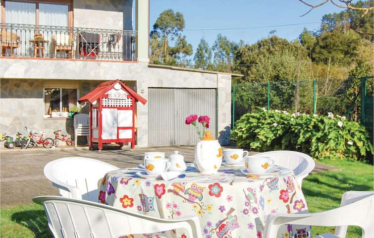 Holiday apartment with 2 bedrooms on 46m² in La Franca