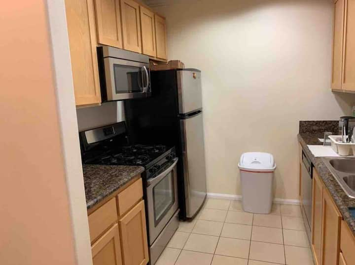 DOWNTOWN LOS ANGELES BEAUTIFUL CONDO FREE PARKING