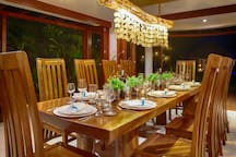 Stunning furnishings and layout.