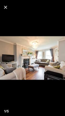 Beautiful Dbl Room, Large Exclusive Apt, Centre D4