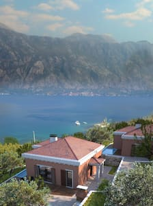 Villa StOliva with private pool at seaside 2 - Kotor