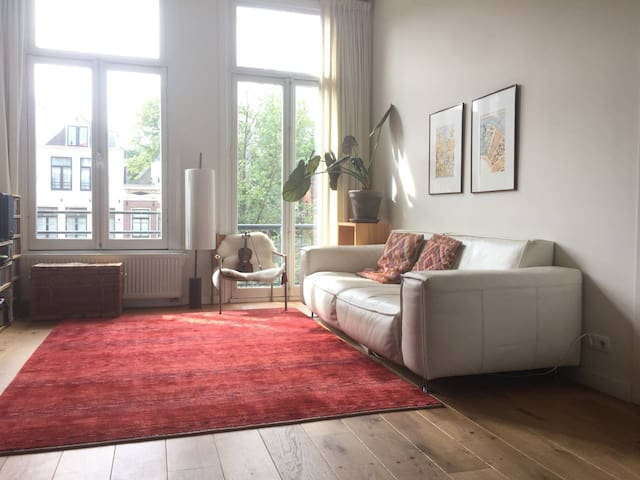 Two Bedroom Apt with Balcony | near Vondelpark