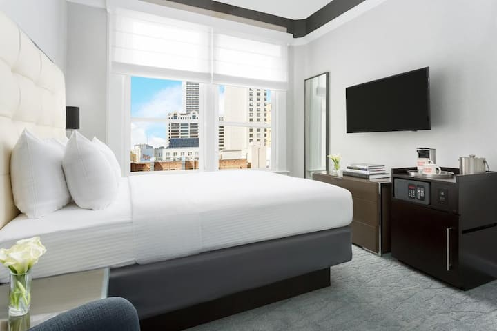 Hotel Union Square | Central Location | Petite DBL