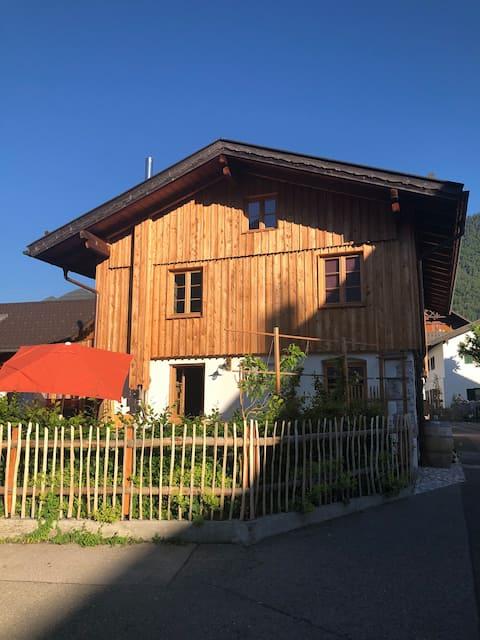 Gemütliches Bauernhaus im Zugspitzland