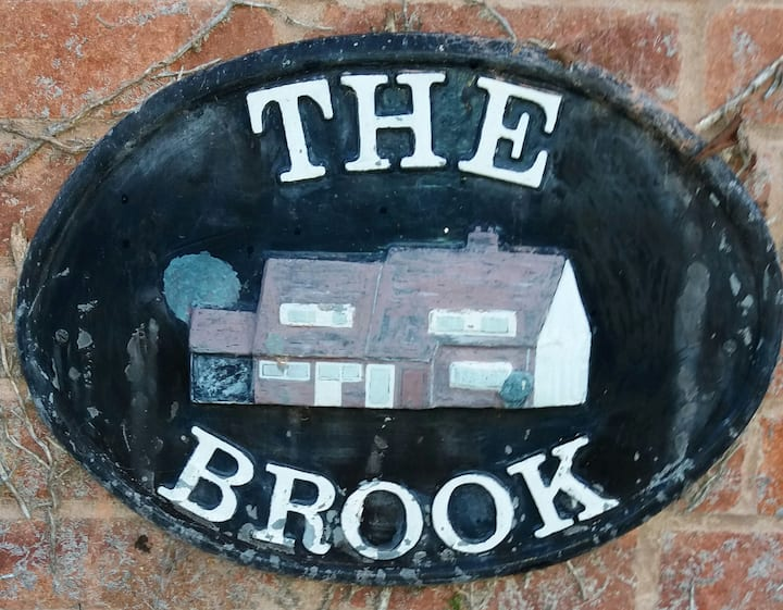 The Brook - a fresh house with a unique outlook.