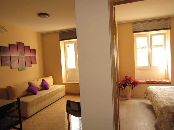 Tasteful one bedroom apartment