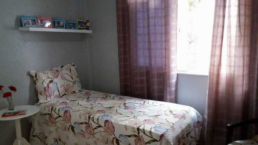 Charmoso quarto na Tijuca - Rio de Janeiro - Lägenhet