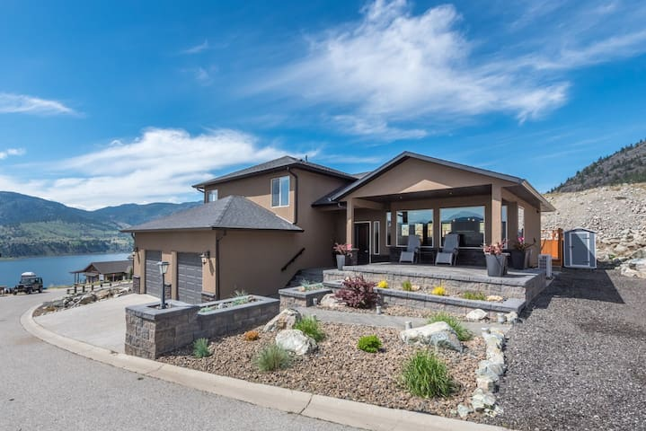 Comfort and Luxury in the beautiful Okanagan