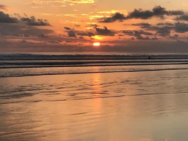 Casa de playa para el descanso y la relajación!!!!