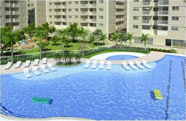 Aconchegante apartamento perto dos jogos Olímpicos - Río de Janeiro - Departamento