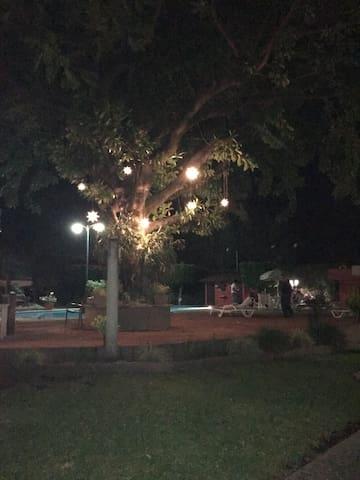 Casa para 30 huéspedes - Cuernavaca