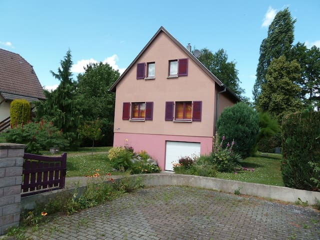 Maison tout confort pour visiter l'Alsace - Ammerschwihr - Hus