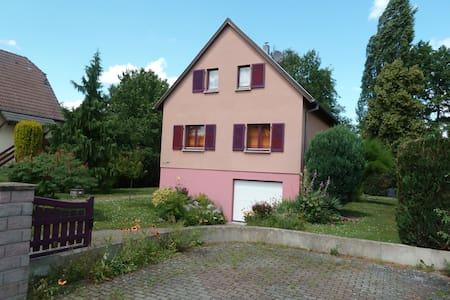 Maison tout confort pour visiter l'Alsace - Ammerschwihr