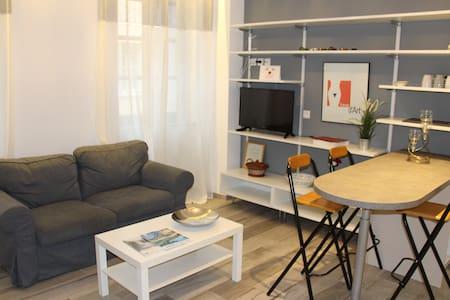 ISATIS: appartement T2 entre ville et campagne