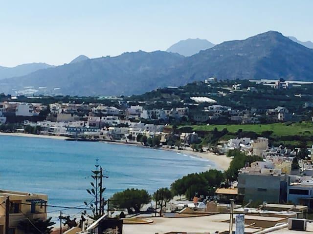 ❤️Economy Apartment ❤️Sea View*Free WiFi*Kitchen - Makrigialos, Ierapetra, Lasithi, Crete - Departamento