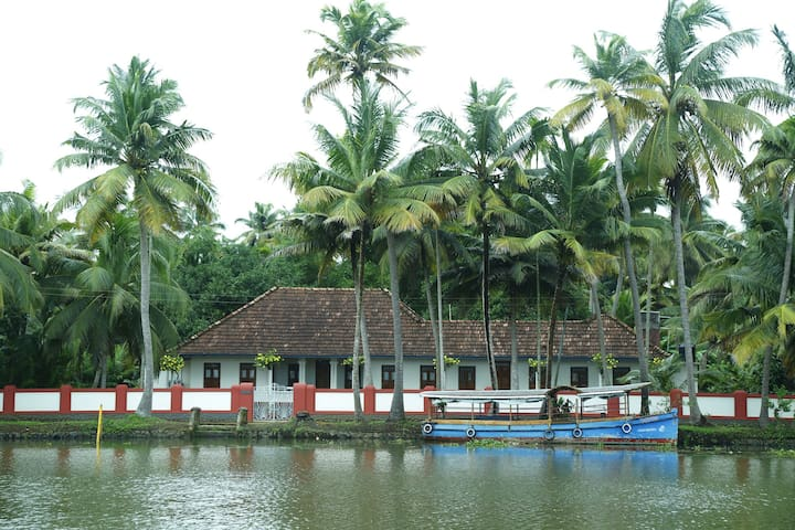 House near to Vinnaithandi Varuvaya Church