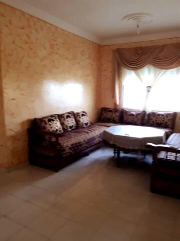 appartement 3 pièces Saidia
