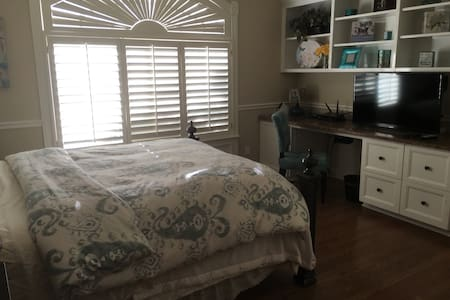 Beautuful Room with Private Bath, - Redding - Bed & Breakfast