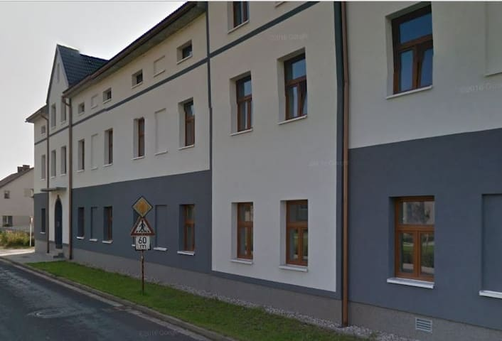 Apartment Mladé Buky - Mladé Buky - ห้องชุด