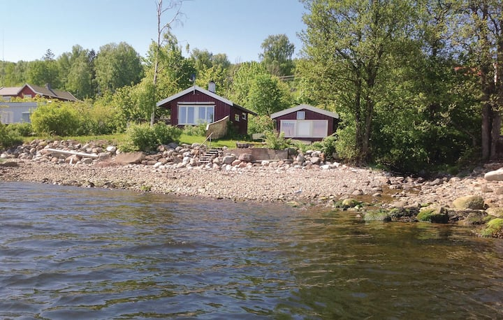 Awesome home in Sætre with WiFi and 2 Bedrooms