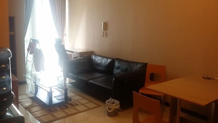 Your Own Private Single Room @Bellagio Residence, Mega Kuningan, Jakarta Cbd