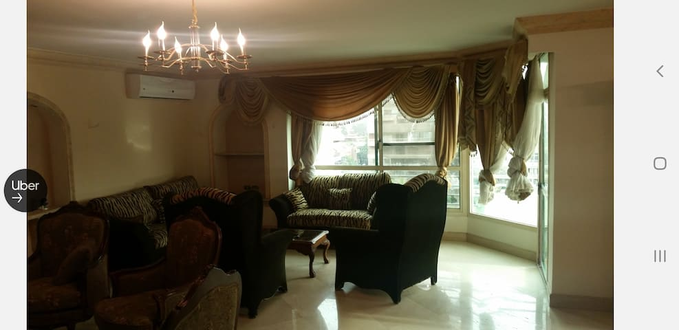 3 bedrooms, fully  furnished