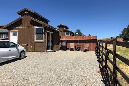 The Llama (A Lone Juniper Ranch Cabin)