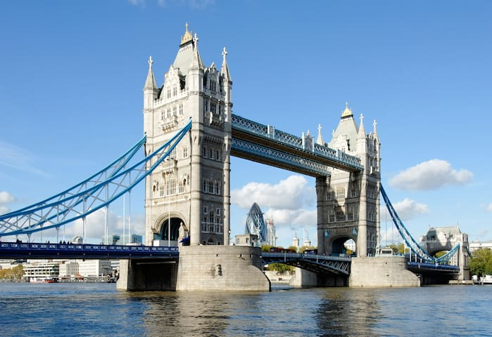 Tower Bridge Room 1 - Central London (Zone 1)