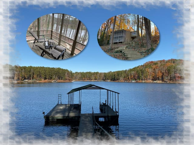 Charming Lake House ~ Perfect Tranquil Getaway