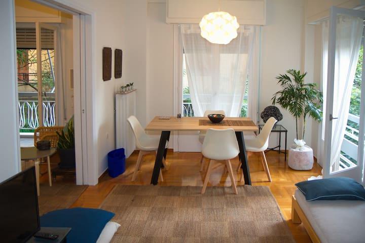 Elegant & Sophisticated Apartment
