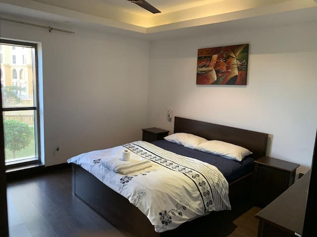 ★P2MM/Master Room on Beach/Free Airport Pickup