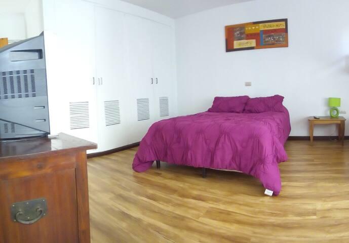 Habitación Doble baño privado en Casa Areka