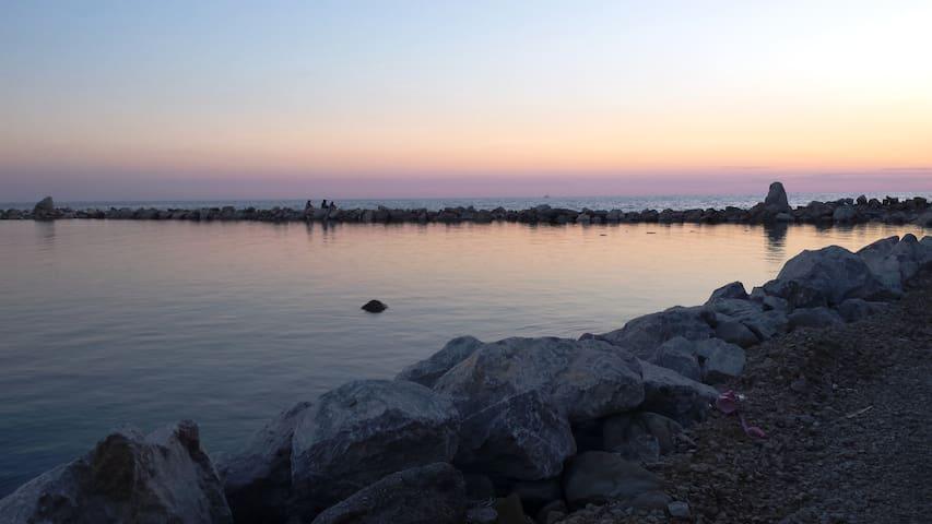 """""""AgnonedAmare"""", casa vacanze sul mare del Cilento - Agnone Cilento - Apartamento"""