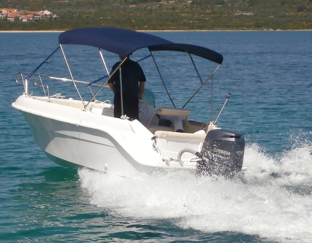 Boat Rent, Apartment GRATIS - Tribunj - Boat