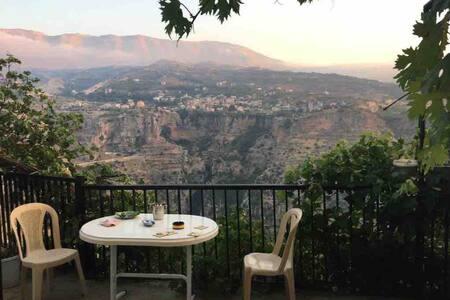 Panoramic Qadisha Valley View (Private Room 2)