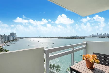 South Beach Apartment for 4. Bay View