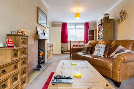 Cosy House With Log Burner - Birmingham - House