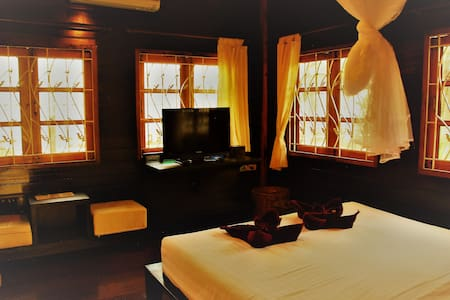 Cozy Garden resort 2 pers. bungalow - Tambon Ao Nang - Bungalow