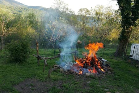 Primative camping on 20 acres - Winslow