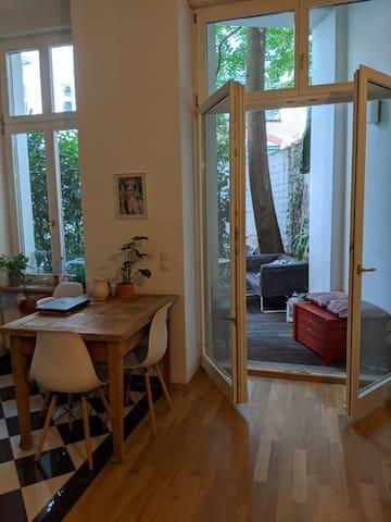 Wunderschöne Maisonette-Wohnung mit Terrasse