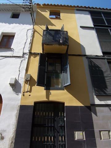 Bonita casa, acogedora - Vilanova i la Geltrú - Hus