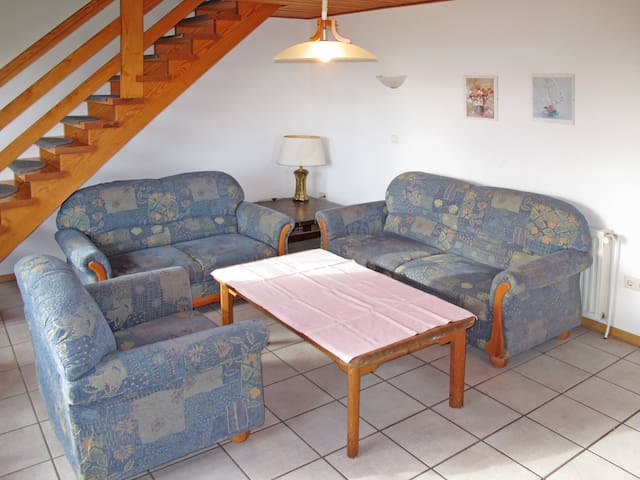 170 m² house Ferienhäuser Altes Schöpfwerk - Ditzum - Huis