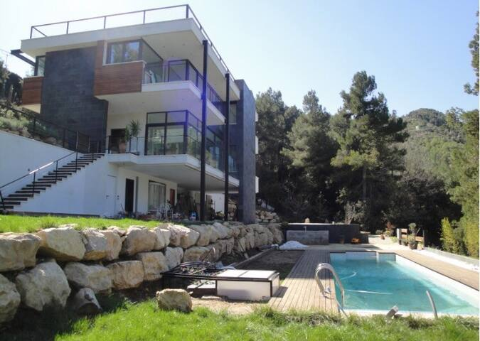 Casa de Diseño cerca de Bcn - Ca n'Ermengol