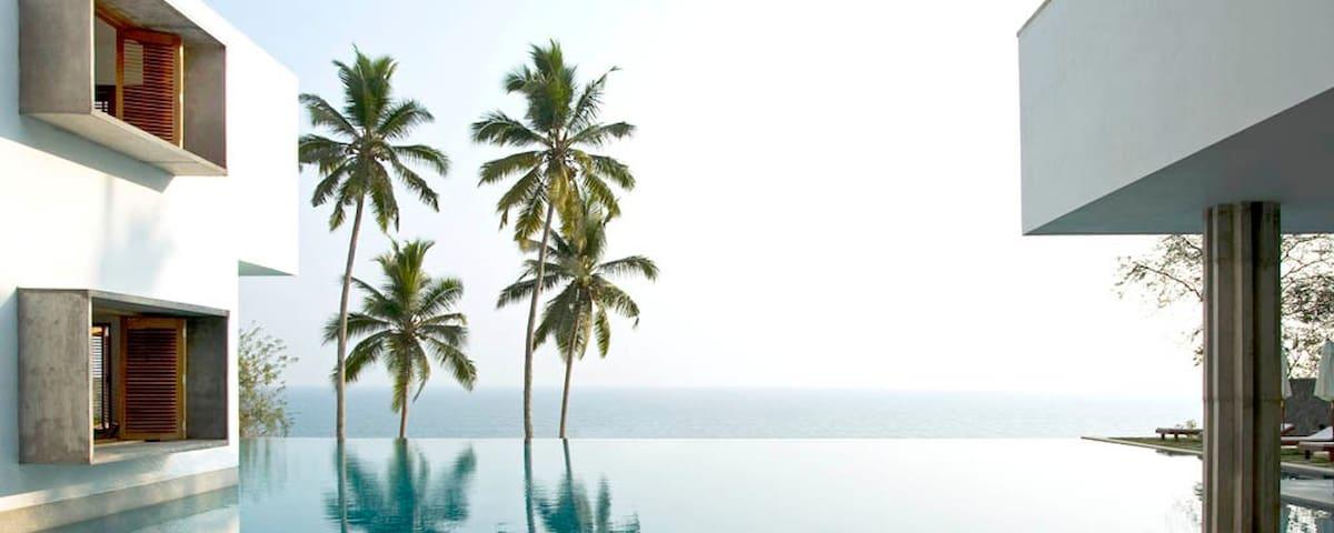 Luxury Cliffside Villa