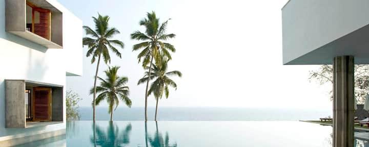 Luxury Room | Cliffside Beach House